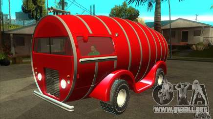 Beer Barrel Truck para GTA San Andreas