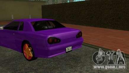 Elegy 29-13 para GTA San Andreas