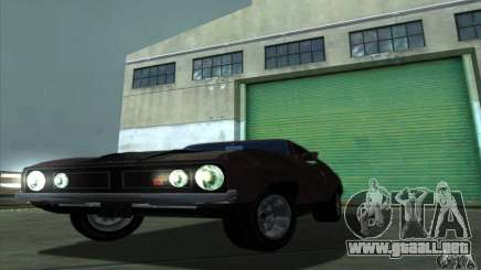 Ford Falcon GT Pursuit Special V8 Interceptor para GTA San Andreas