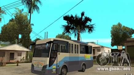 Hino Evo C para GTA San Andreas