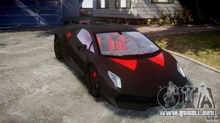 Lamborghini Sesto Elemento 2013 V1.5 para GTA 4