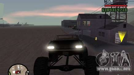 Monster Tampa para GTA San Andreas