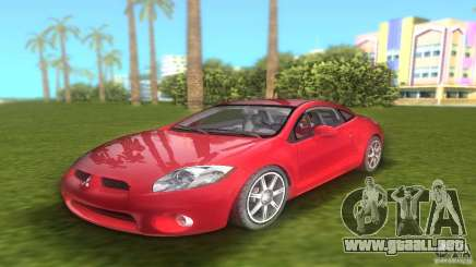 Mitsubishi Eclipse GT 2007 para GTA Vice City