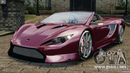 K-1 Attack Roadster v2.0 para GTA 4