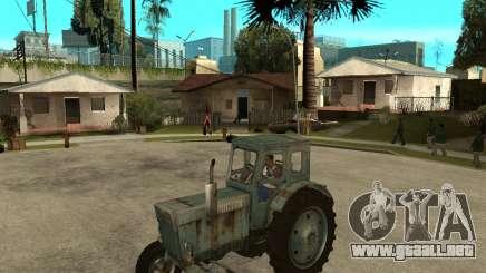 Tractor Т-40М para GTA San Andreas