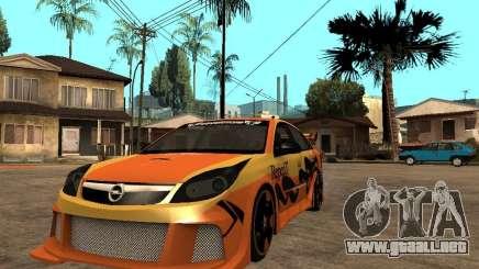 Opel Vectra para GTA San Andreas