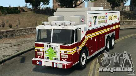 FDNY Rescue 1 [ELS] para GTA 4