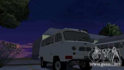 UAZ 450А para GTA San Andreas