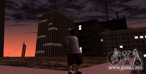 ENB Graphic Mod para GTA San Andreas séptima pantalla