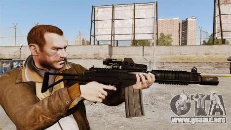 FN FAL DSA para GTA 4