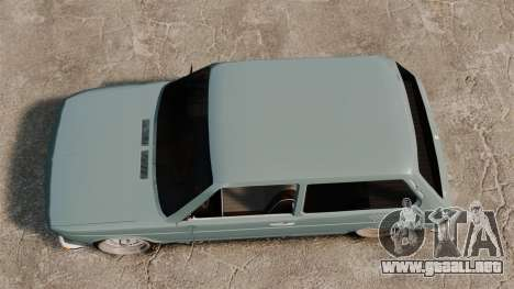 Volkswagen Brasilia para GTA 4 visión correcta
