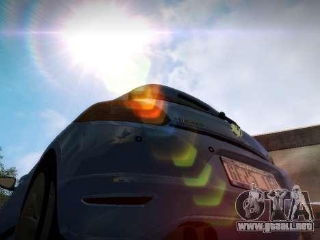 Volkswagen Scirocco para la visión correcta GTA San Andreas