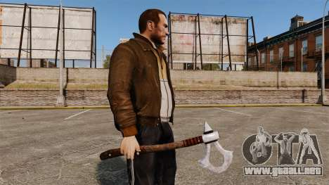 Tomahawk para GTA 4 tercera pantalla