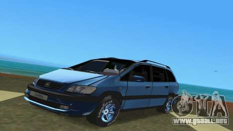 Opel Zafira para GTA Vice City