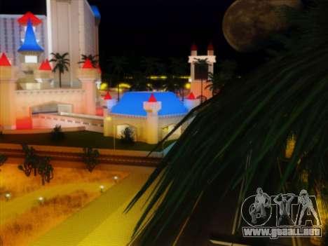 Project 2dfx para GTA San Andreas sucesivamente de pantalla