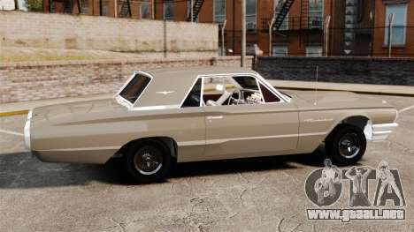 Ford Thunderbird 1964 para GTA 4 left