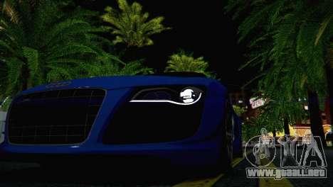 SA_Extend para GTA San Andreas tercera pantalla