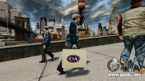 Paquete C & A para GTA 4