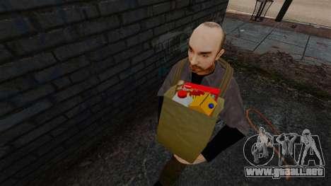 Nuevos productos alimentarios para GTA 4 segundos de pantalla