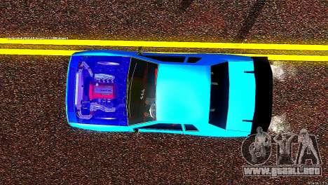 Elegy Dorifto Tune para la visión correcta GTA San Andreas