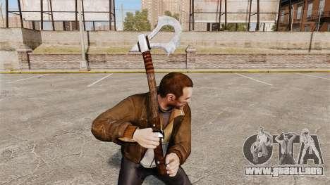 Tomahawk para GTA 4 segundos de pantalla