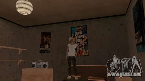 Willy Wonky para GTA San Andreas tercera pantalla