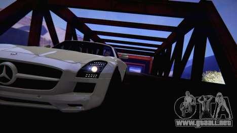 SA_Extend para GTA San Andreas sucesivamente de pantalla