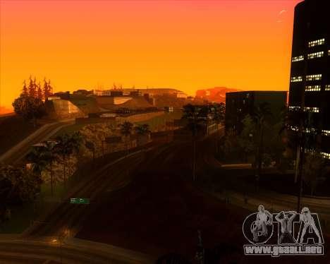 ENBSeries by MatB1200 para GTA San Andreas sucesivamente de pantalla