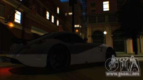ENBSeries by egor585 V2 para GTA San Andreas quinta pantalla