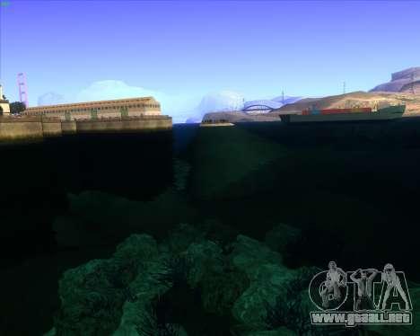ENBSeries by MatB1200 para GTA San Andreas tercera pantalla