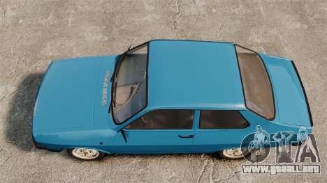 Dacia 1310 Sport v1.2 para GTA 4 visión correcta