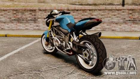 MV Agusta Brutale v2 para GTA 4 left