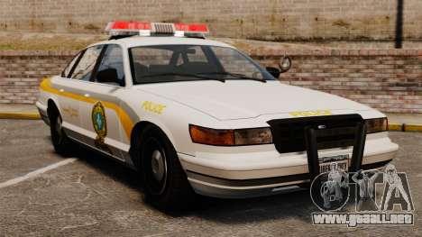 Policía Quebec para GTA 4