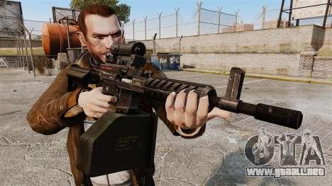 Ares Shrike para GTA 4 tercera pantalla