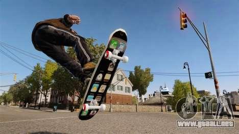 Patín de iPhone para GTA 4 left