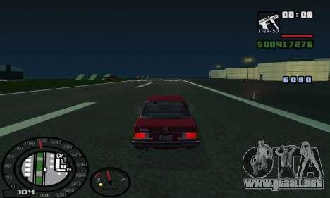 CLEO Dynamometer v. 1.0 beta para GTA San Andreas segunda pantalla
