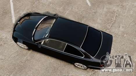 BMW M3 Coupe E46 para GTA 4 visión correcta