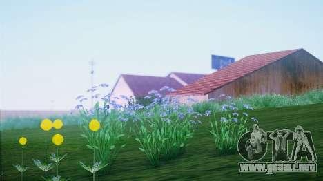 SA::Crown para GTA San Andreas quinta pantalla