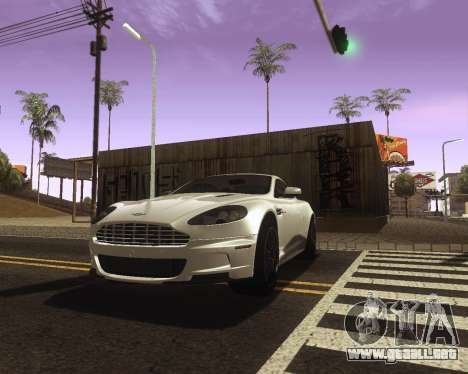 ENB for low PC v2 para GTA San Andreas segunda pantalla