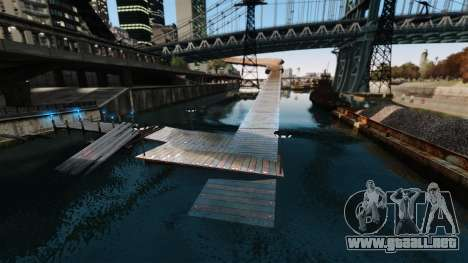 Pista vertiginosa para GTA 4 séptima pantalla