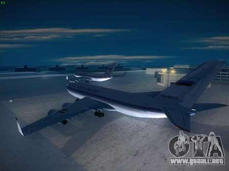 Real Airport 1.0 para GTA San Andreas tercera pantalla