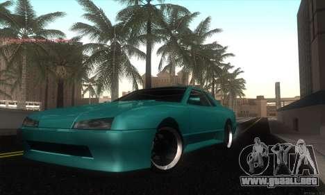 Elegy Edit para GTA San Andreas