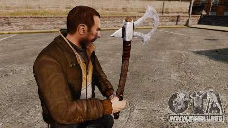 Tomahawk para GTA 4