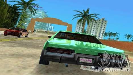 Dodge Monaco Police para GTA Vice City visión correcta