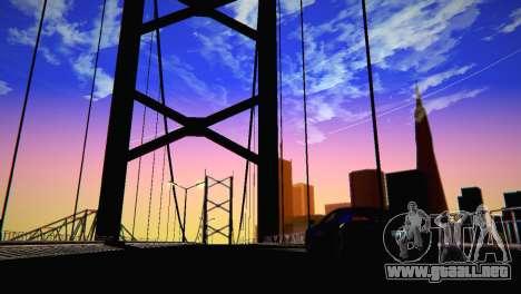 SA_Extend para GTA San Andreas quinta pantalla