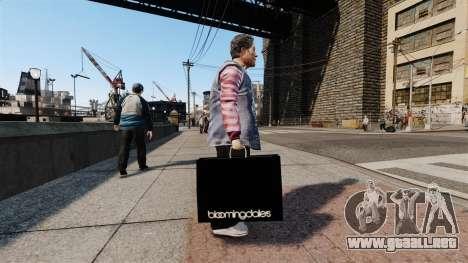 Paquete Bloomingdales para GTA 4