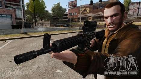 Ares Shrike para GTA 4 quinta pantalla