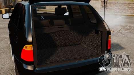 BMW X5 4.8iS v1 para GTA 4
