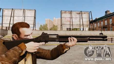 Táctica escopeta Fabarm SDASS fuerzas Pro v1 para GTA 4