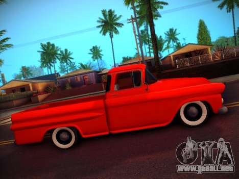 Chevrolet Apache para GTA San Andreas left